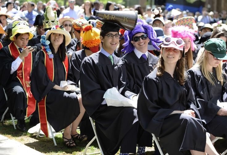 Between October 1 and December 31, 2015, private debt collection companies hired by the Department of Education garnished more than $176 million in wages from defaulted student loan borrowers in order to pay back their debts. In this May 18, 2014 file photo, Yale University students wear a variety of head [...]