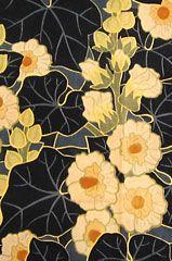 Art Nouveau Printed Velveteen French, ca. 1898–99.: Art Nouveau, Art Deco Noveau, Art Museums, Deco Nouveau Inspiration, New Art Deco, Deco Inspiration4, Antiques Ethnics Textiles, Art Noveau