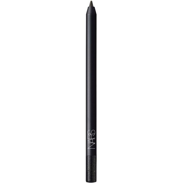 Nars Eyeliner Night Clubbing Black with Gold Pearl ($30) ❤ liked on Polyvore featuring beauty products, makeup, eye makeup, eyeliner, black eyeliner, kohl eye liner, kohl eyeliner, black eye liner and nars cosmetics