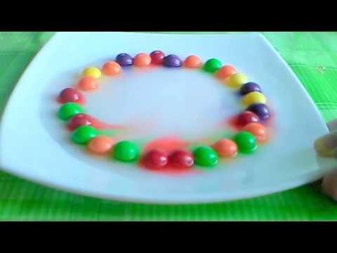 Mama are blog: Curcubeu din bomboane