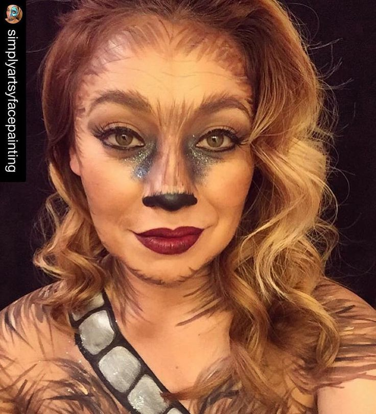 Hope the force was strong with you today This sexy Chewbacca is by…