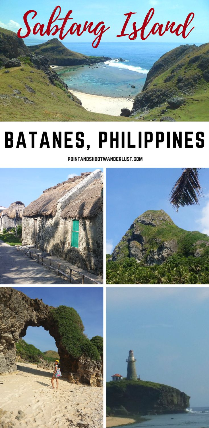 Sabtang Island, Batanes, Philippines | Sabtang Island Day Tour | Bucket list | Asia | Southeast Asia | Places to visit Philippines | Dream destination philippines | Batanes Where to go | Philippines travel | #Philippines