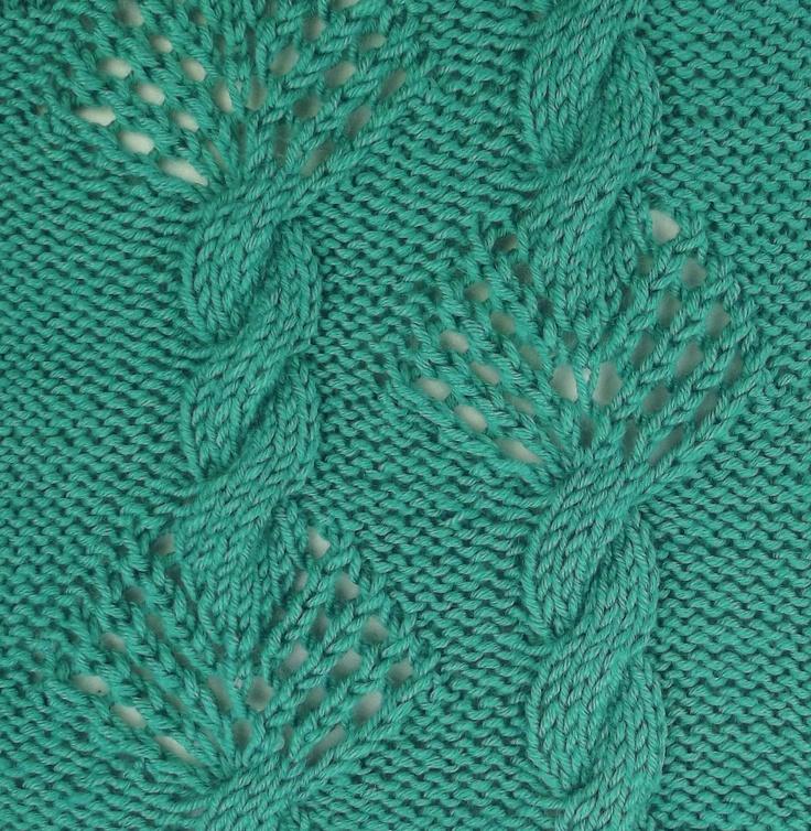 Knitting Stitches Twisted : 1000+ images about November 2012 Knitting Stitch Patterns on Pinterest