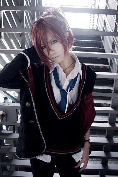 Ruki Diabolik Lovers Cosplay   sakamaki laito cosplay   Tumblr