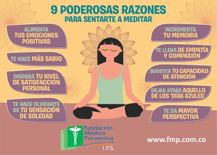 #razones para #meditar