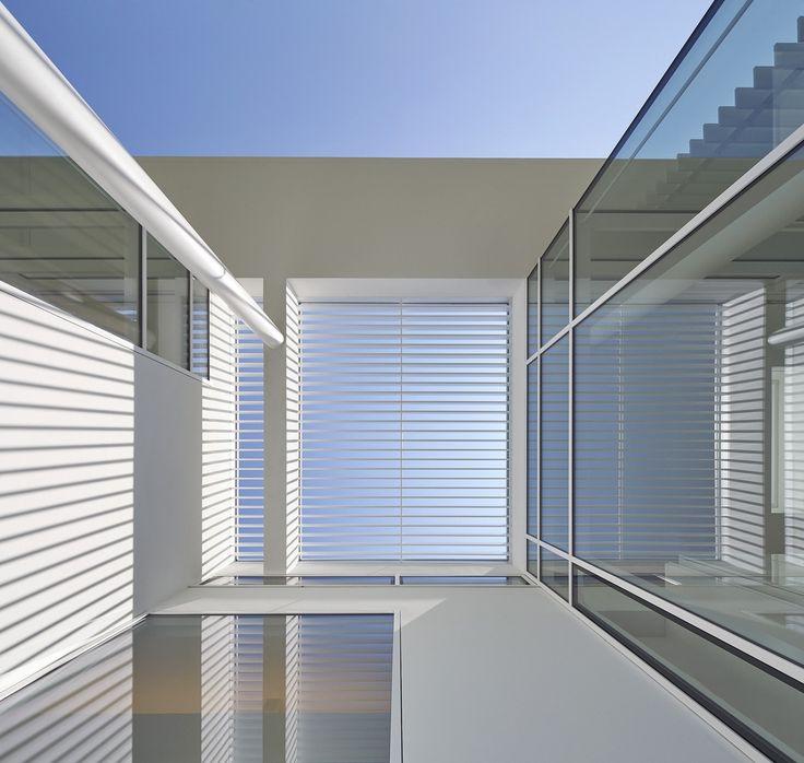 Gallery of Oxfordshire Residence / Richard Meier & Partners - 30