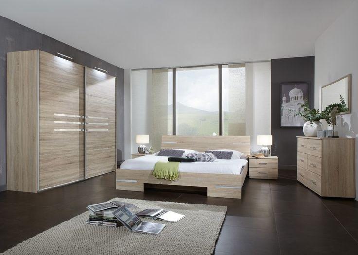 Die besten 25+ Schlafzimmer komplett weiß Ideen auf Pinterest - modernes schlafzimmer komplett