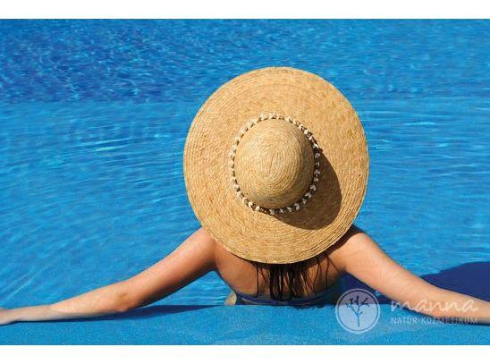 Te vajon helyesen ápolod a bőröd napozás után? - Manna Webshop