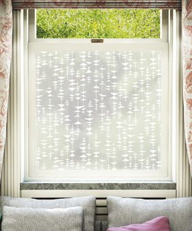 Ditto White-on-frost Windowfilm