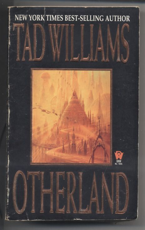 Otherland: City of Golden Shadow by Tad Williams Fantasy PB