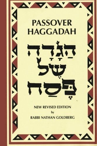 Passover Haggadah: A New English Transla - Passover Haggadah: A New English Translation and Instructions for the Seder by Rabbi Nathan Goldberg 16... #Judaism #RabbiNathanGoldberg