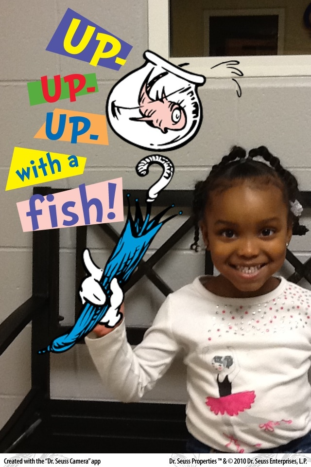 PreK Dr. Seuss Cam Video! | Pixels and Paint Brushes
