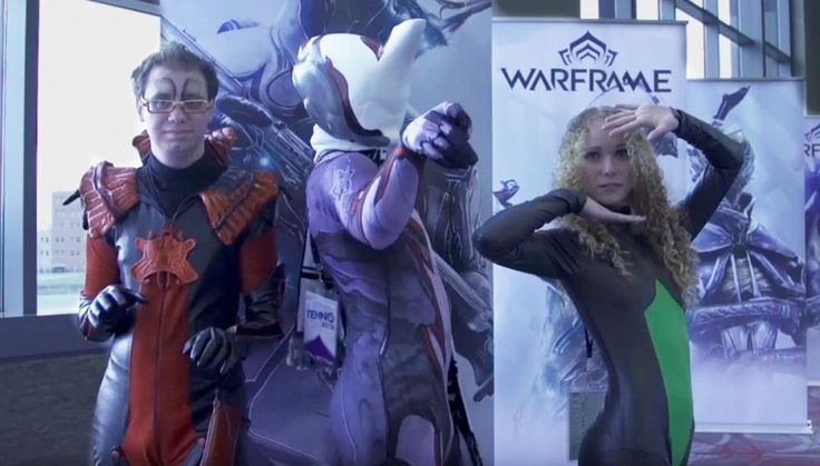 Meet the superfans who have kept Warframe running for four years
