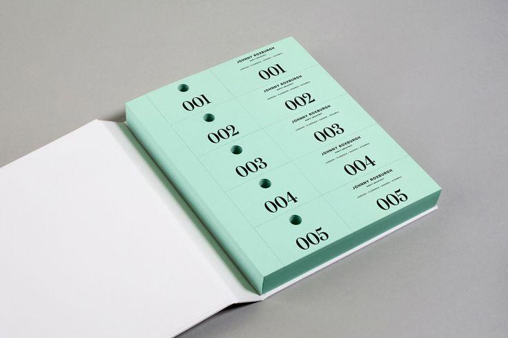 #bunch #bunchdesign #bunchdesign.com #johnnyroxburgh #partyarchitect #cloakroomtickets #tatlerad #design