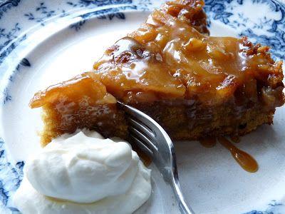 Rachel Allen's Apple Fudge Cake