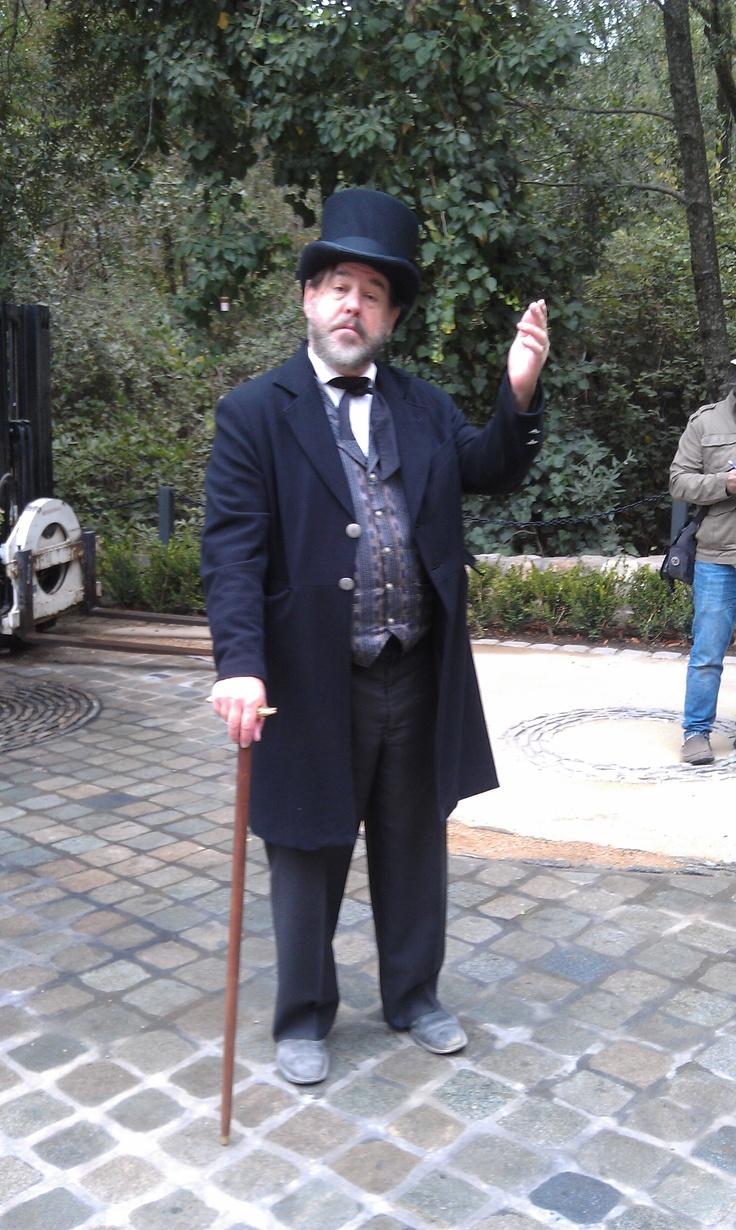 Count Haraszthy Impersonator. 1, 1 Zin, 2, 2 Zin, 3...........