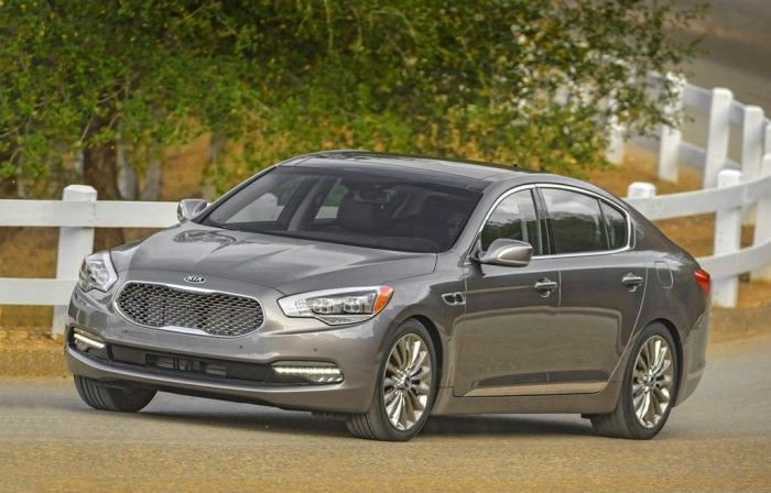 2015 K900 Colors | Kia Soul and K900 Named U.S. News & World Report Best Cars for Families