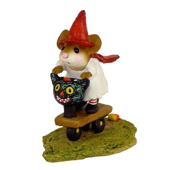 Wee Forest Folk PIXIE DUST M-448x Mouse Expo 2018 Event Fairy Lavender
