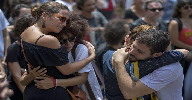 Une conseillère municipale assassinée à Rio de Janeiro