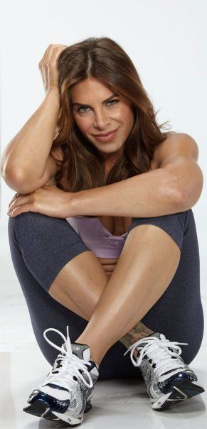 My rock. Jillian Michaels.