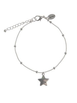 Barfota spring/summer jewellery 2014 Footchain star www.barfota.no
