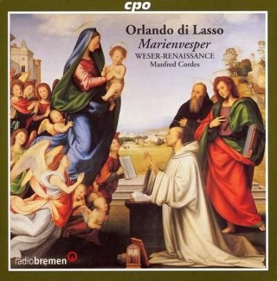 Orlando Di Lasso - Lasso: Eine Marienvesper