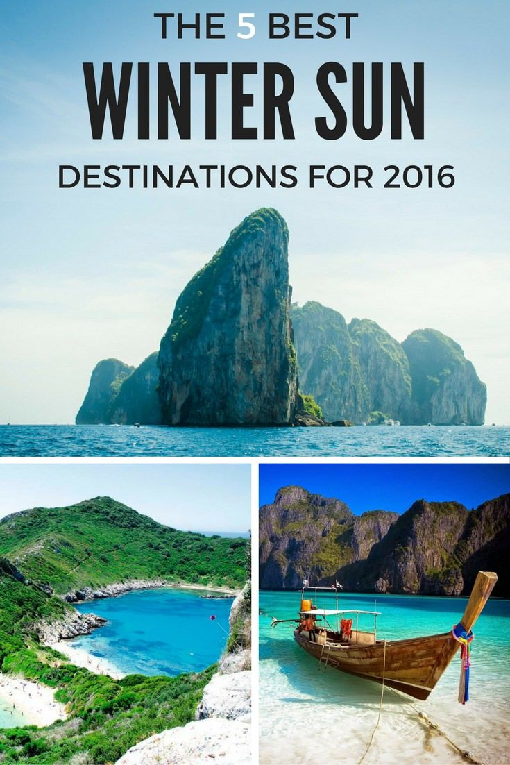Need some ideas for a winter holiday? I've got you covered. Here are my top 5 recommendations for the best winter sun destinations in 2016 / 2017.