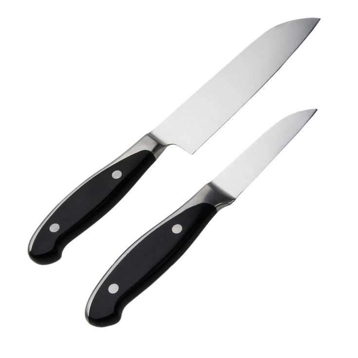 Zwilling JA Henckels Forged Synergy 2-piece Asian Knife Set