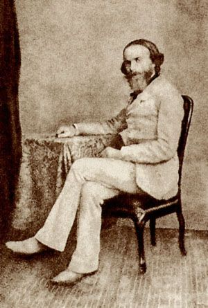Cyprian Kamil Norwid, 1855, fotografia
