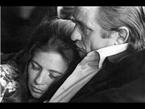Johnny Cash - The first time ever I saw your face - YouTube (written by Ewan McColl for Peggy Seeger)