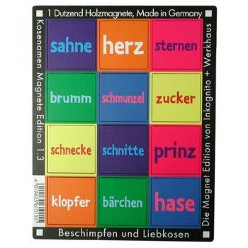 Werkhaus Shop - Kosenamen - Edition 1.3