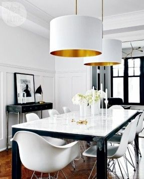 mid century modern dining room lighting - Dining Room Lighting Contemporary