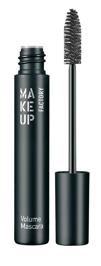 Make up Factory Empire of Glamour Volume mascara No. 10 / Black http://www.makeupfactory.de/en/products/eyes/mascaras/volume-mascara.html#4045915401104