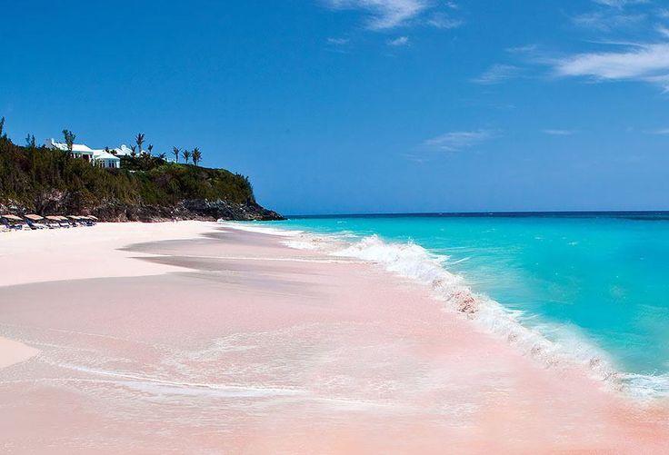 Pink Sands Beach, Harbor Island, Bahamas