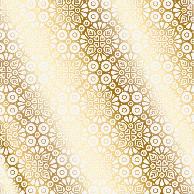 Golden Pattern Batik Pattern Clipart Eid Mubarak Eid Alfiter Png Transparent Clipart Image And Psd File For Free Download Pola Islami Ilustrasi Vektor Ilustrasi