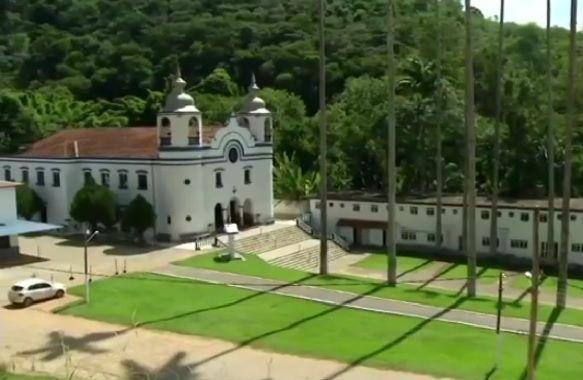 Festa religiosa sul-paraibana é a maior do RJ.      Santuário Bom Jesus de Matosinhos, PS   N este fim de semana os católicos se reunirão n...