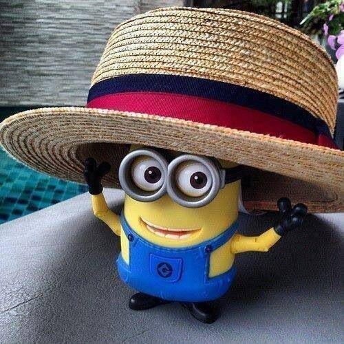 Big Funny Hat: Big Hat #Minions #McDonalds