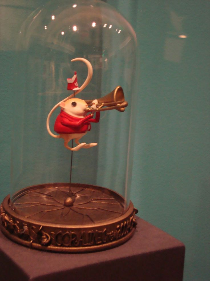Stop motion animation show at Walt Disney Family Museum ...
