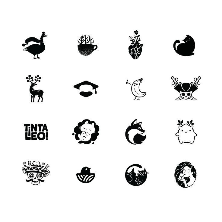 Elegant Logo Collection I On Behance. Logo IdeasLogo Design