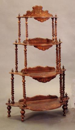 Victorian Whatnot Shelf | Victorian And Historical Revivals   Artifacts In  2018 | Pinterest | Victorian, Victorian Era And Victorian Furniture