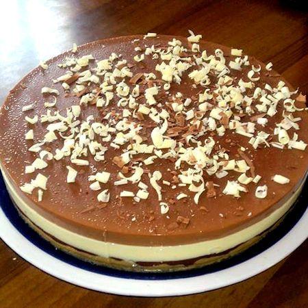 Come preparare Torta tre cioccolati col Bimby della Vorwerk, impara a preparare deliziosi piatti con le nostre ricette bimby