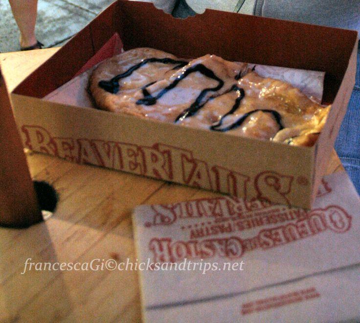 Beaver Tails - Ottawa    Avete mai mangiato le code di castoro? Vi sveliamo cosa sono: http://www.chicksandtrips.net/?p=74