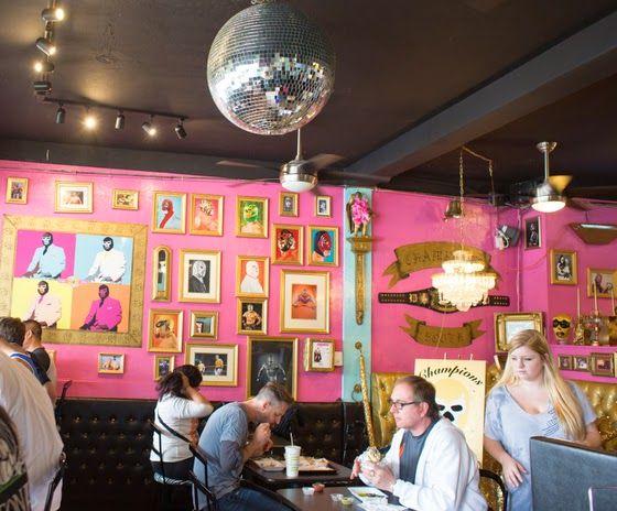 Lucha Libre Taco Shop   Kirbie's Cravings   A San Diego food blog