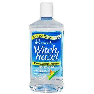 Witch Hazel Dickinson Astringent Blue Label - 16 Oz