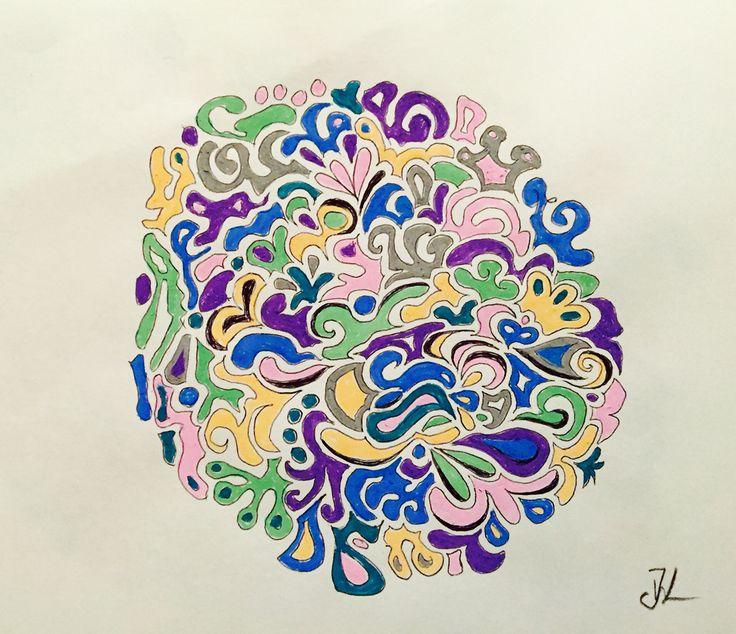 Art by JWL pattern