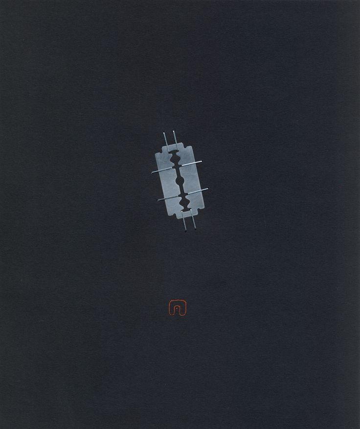 Mono no aware N°03 - 21 x 25 cm / Art by Slavomir Zombek
