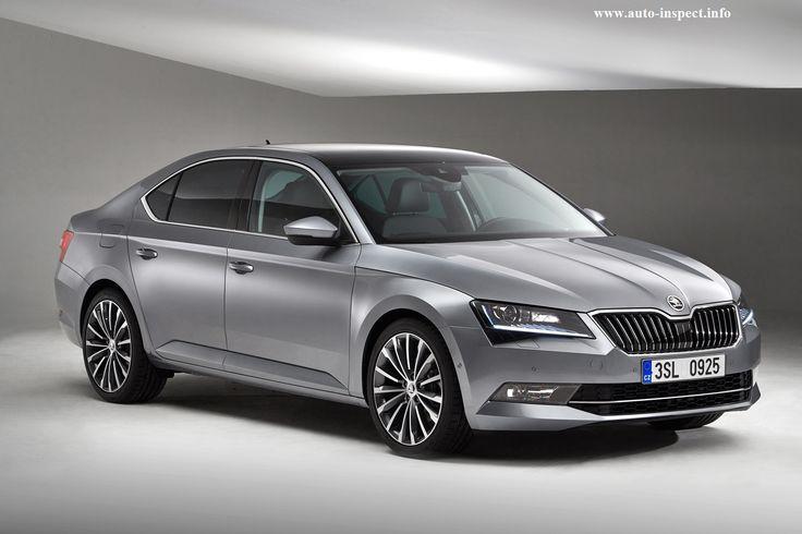 Auto Holdings: Skoda Superb