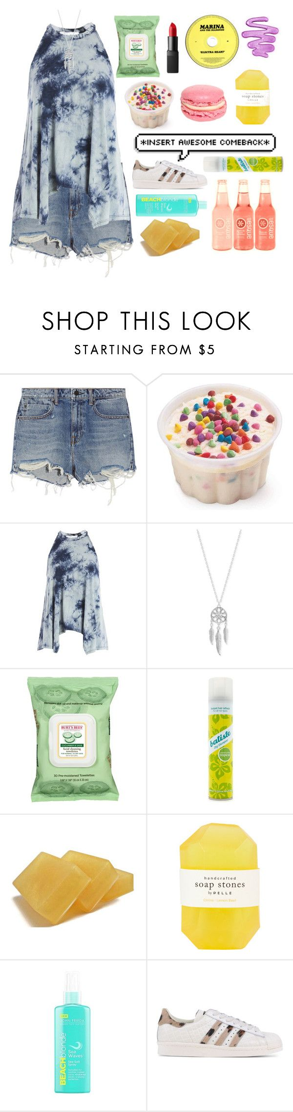 ""\Primadonna Girl Yeah/All I ever wanted was the World"" by sugarplumfairy98 ❤ liked on Polyvore featuring Alexander Wang, Sans Souci, Lucky Brand, Burt's Bees, Forever 21, Pelle, adidas Originals, NARS Cosmetics and spf98fashion600|2276|?|85ff44ed37a5a43f2bca5a57aa1f4049|False|UNLIKELY|0.3385043144226074