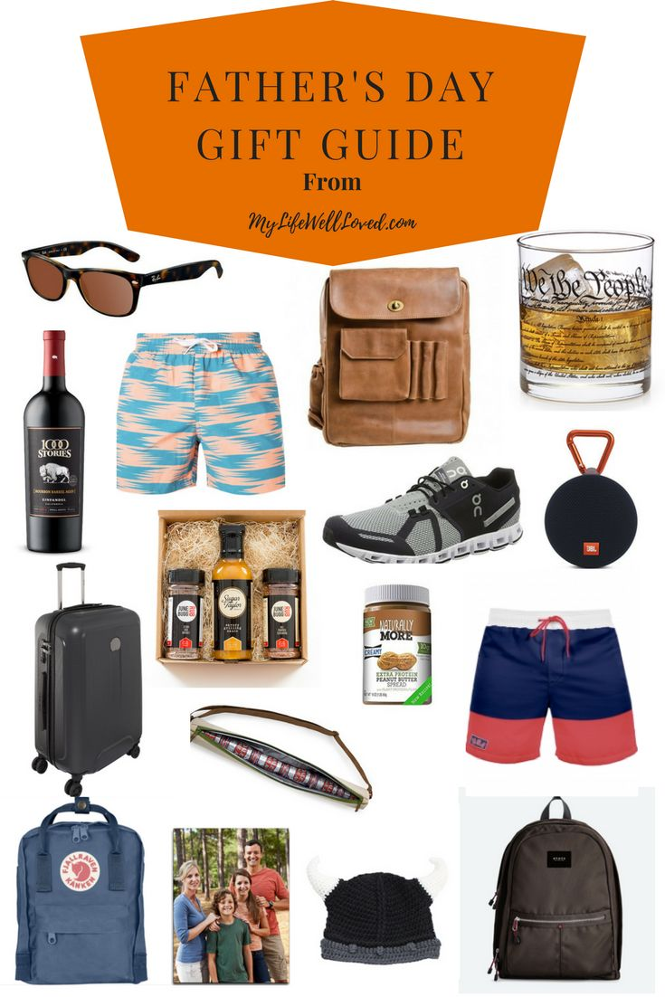 Father's Day Gift Guide from Heather Brown of MyLifeWellLoved.com// Best Gifts for dad // Father's Day Gift Ideas // Gifts for husband // Gifts for Dad