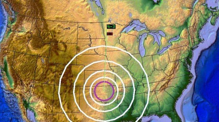 Σεισμός 5 Ρίχτερ στην Οκλαχόμα > http://arenafm.gr/?p=259508